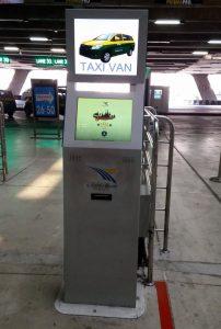 Такси в аэропорту Бангкока