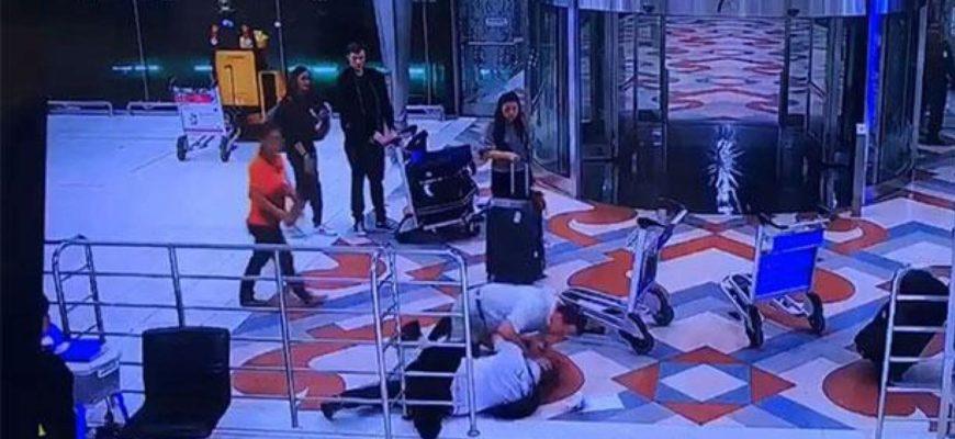Американец избил встречающего сотрудника отеля в аэропорту Таиланда