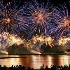 Фестиваль фейерверков в Паттайе 2018
