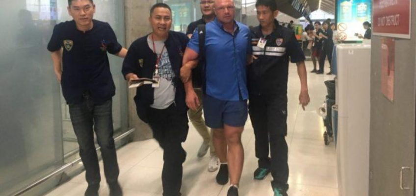 Россиянин ограбил пункт обмена валют в Таиланде на 1 миллион батов (2 млн рублей)