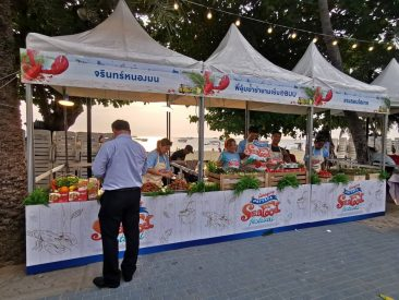 Фестиваль морепродуктов в Паттайе 10-12 мая 2019