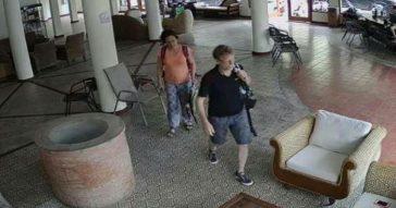 Очередной вор иностранец объявлен в розыск в Таиланде