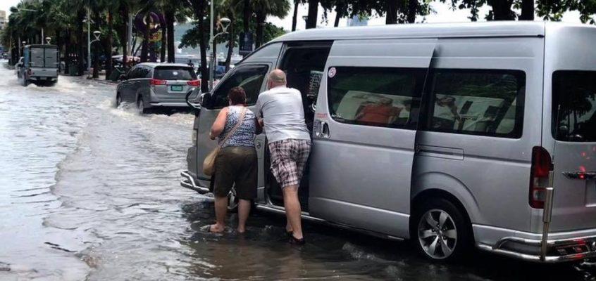 Паттайя после дождя (ФОТО)