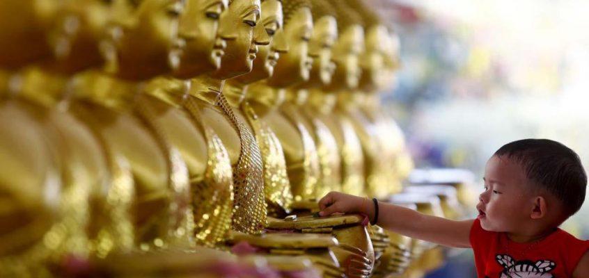 Висакха Буча в Таиланде