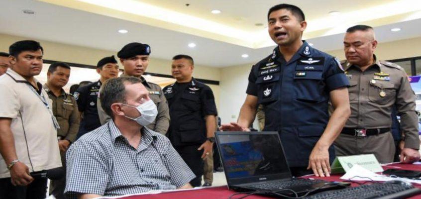Россиянин подделывал банковские карты в Таиланде