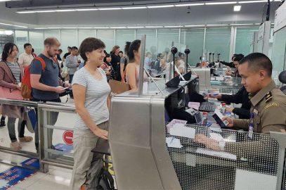 Таиланд отказал во въезде в страну нескольким тысячам иностранцев