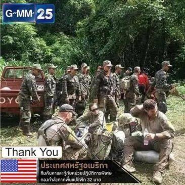 Как спасали детей в пещере на севере Таиланда