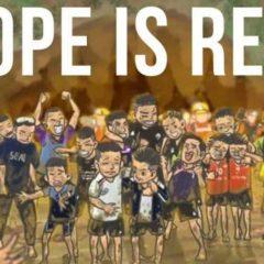 Первые дети из пещере Таиланда уже спасены