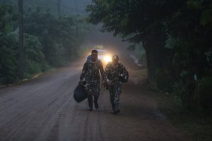 Спасательная операция в пещере Таиланда - день второй