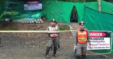 Спасательная операция в пещере на севере Таиланда – этапы проведения, факты