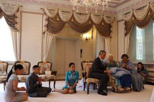 Эксклюзивные фотографии из Королевского дворца в Бангкоке