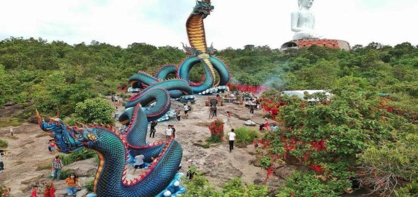 Новая достопримечательность в Таиланде