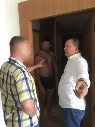 В Паттайе задержали убийцу из России