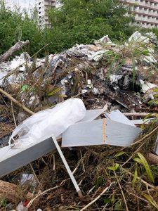 Штраф 2 тысячи батов за мусор в Паттайе