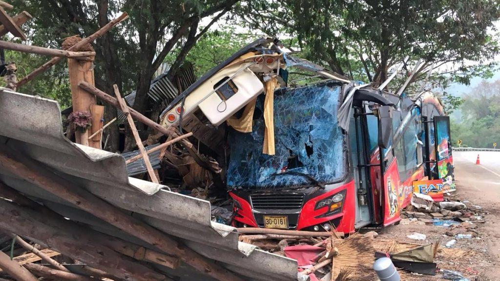 Аварии в Таиланде
