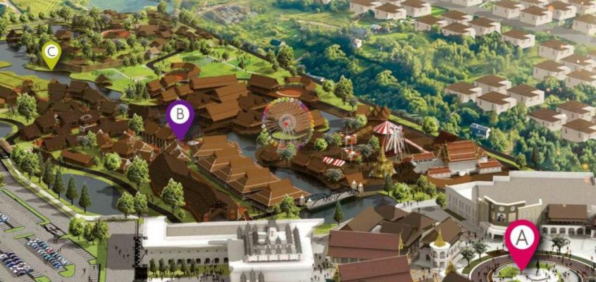 Легенда Сиама - новый тематический парк в Паттайе