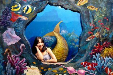 Интерактивная галерея Art in Paradise в Паттайе