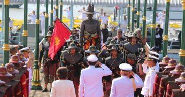 Историческая реконструкция похода короля Таксина Великого