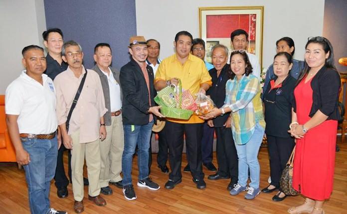 Какие жалобы  принимает новый мэр Паттайи от населения