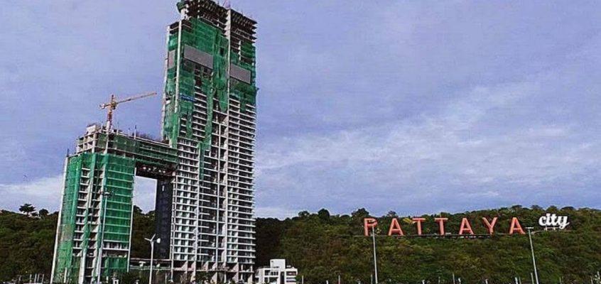 Кондоминиум Waterfront в Паттайе
