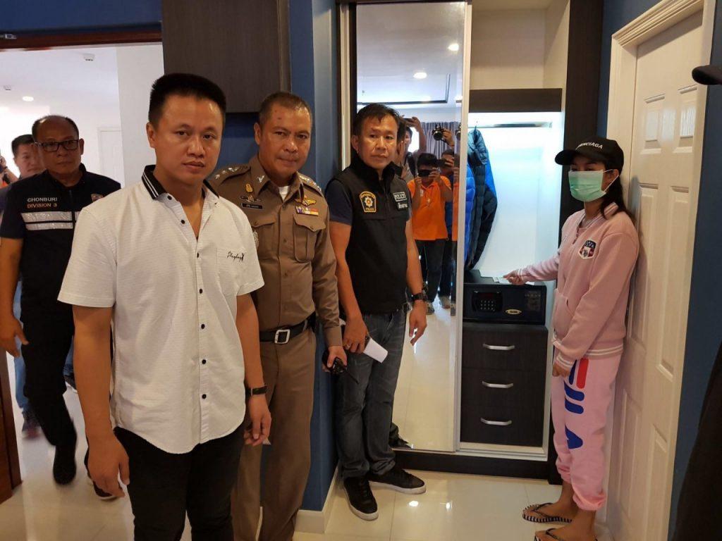 Полицейского из России обокрали в отеле Паттайи