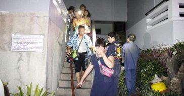 Пожары в отелях Паттайи