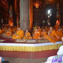 Мультирелигиозная молитва в храме Истины
