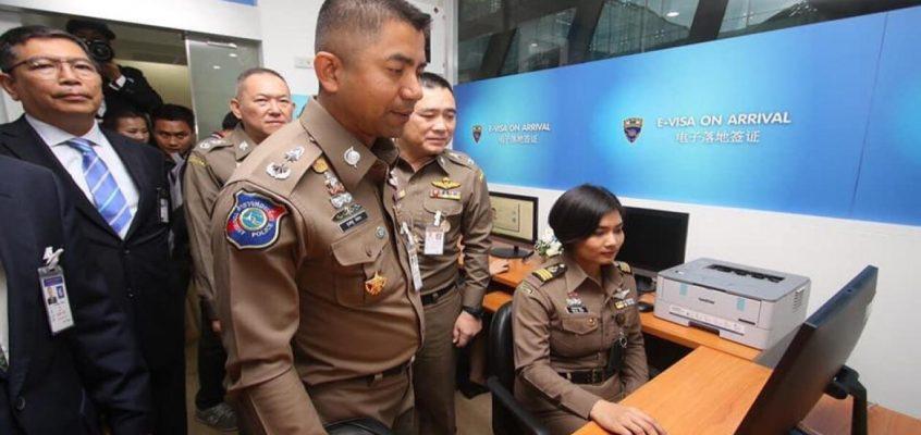 Таиланд вводит электронные визы