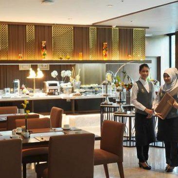 Халяльный отель в Бангкоке