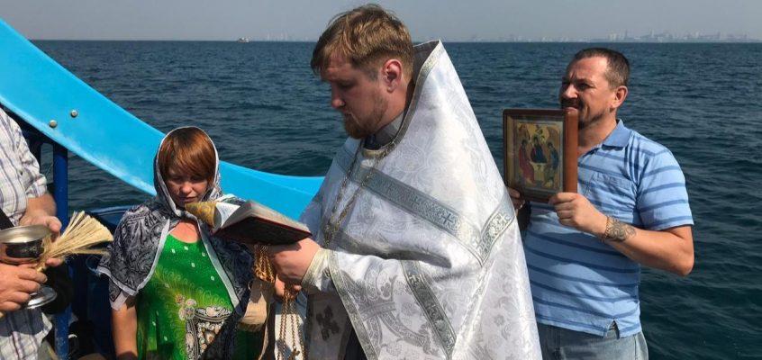 Крещения Господня в Таиланде