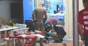 Массовое убийство в Таиланде в Новый год