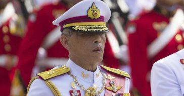Назначена дата коронации в Таиланде