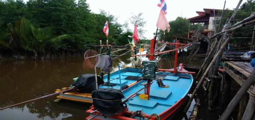 рыбное хозяйство Таиланда
