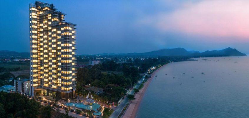 Банг Сарэй - пляжный район в окрестностях Паттайи