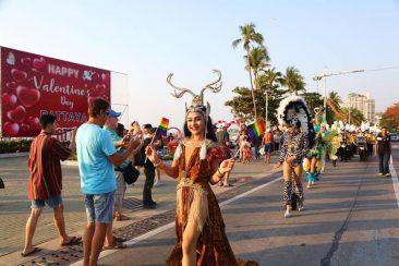 Гей-парад в Паттайе 2019 и однополые браки в Таиланде