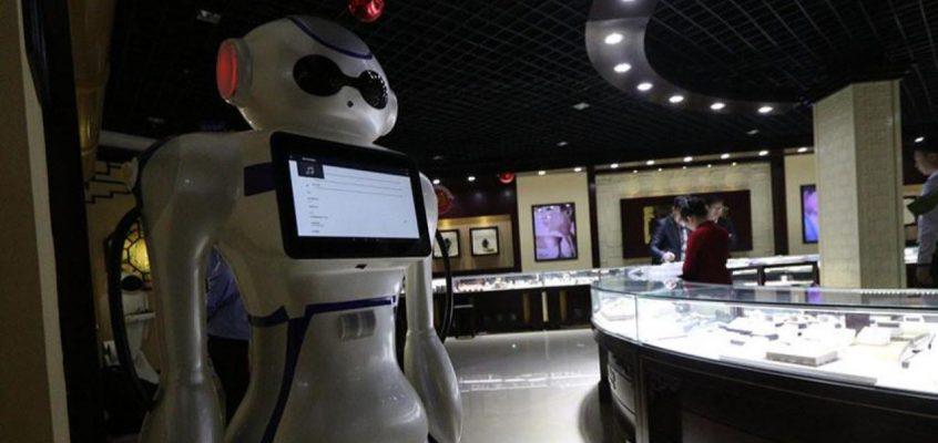 Продавцы роботы - в Таиланде открылся магазин без персонала