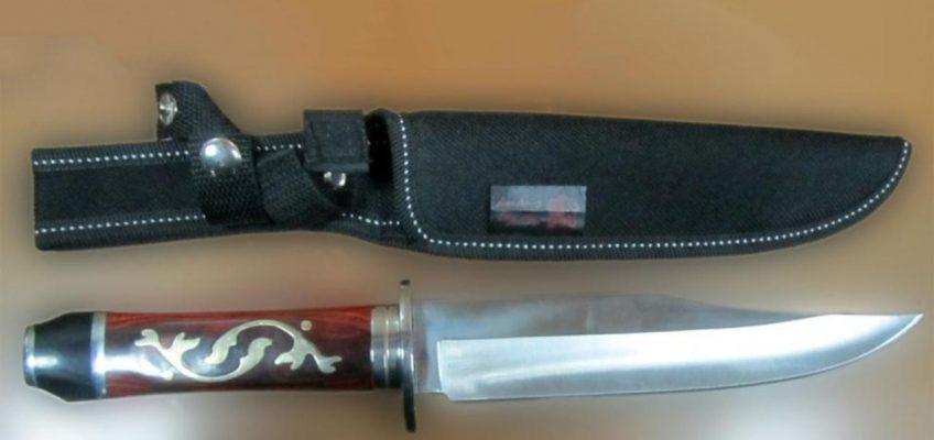 У россиянки конфисковали нож, привезённый из Таиланда