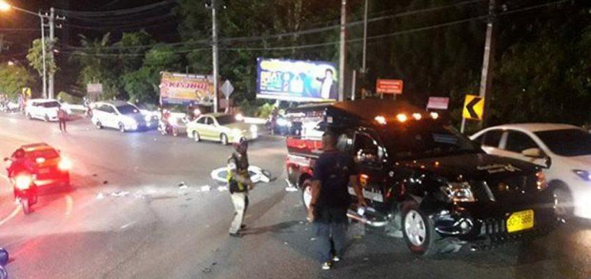 В Таиланде на Пхукете погибли два россиянина в результате ДТП