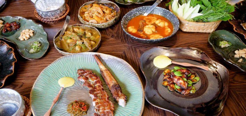 5 ресторанов в Таиланде включены в Гид Мишлен 2019
