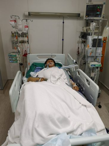 Ампутация ноги в Паттайе