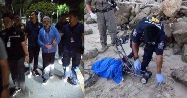 Иностранный турист утопил своего ребенка в Паттайе