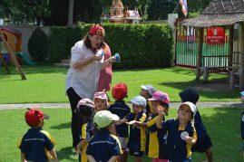 Международная школа ISC в Паттайе