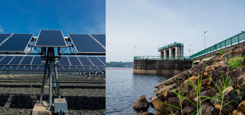 Солнечные электростанции в Таиланде