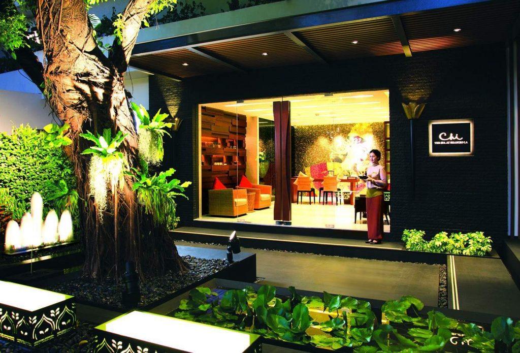 Спа-курорт Chi в Шангри-Ла