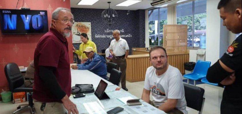 Туриста Артура Войцеховского избили в Чиангмае за отказ оплатить завышенный счёт