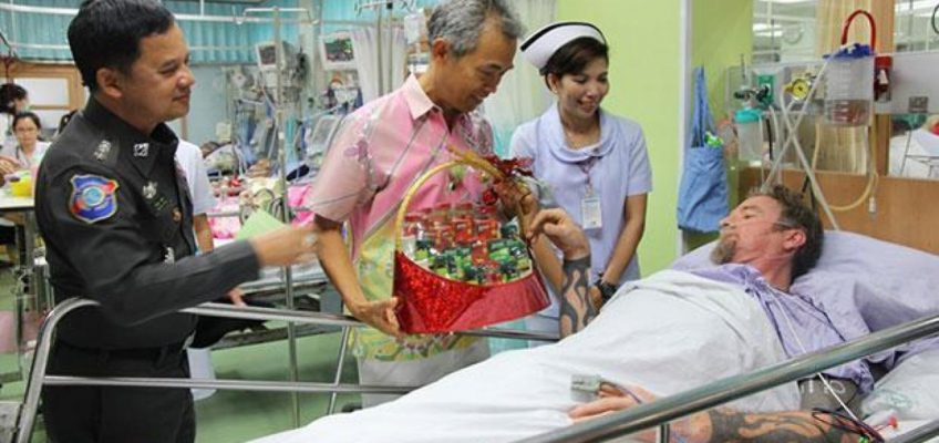 Врачей Таиланда учат выбивать долги с иностранных пациентов