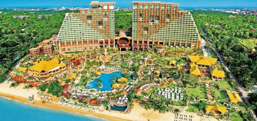 Центара Гранд Мираж в Паттайе - лучший семейный отель Таиланда 2019