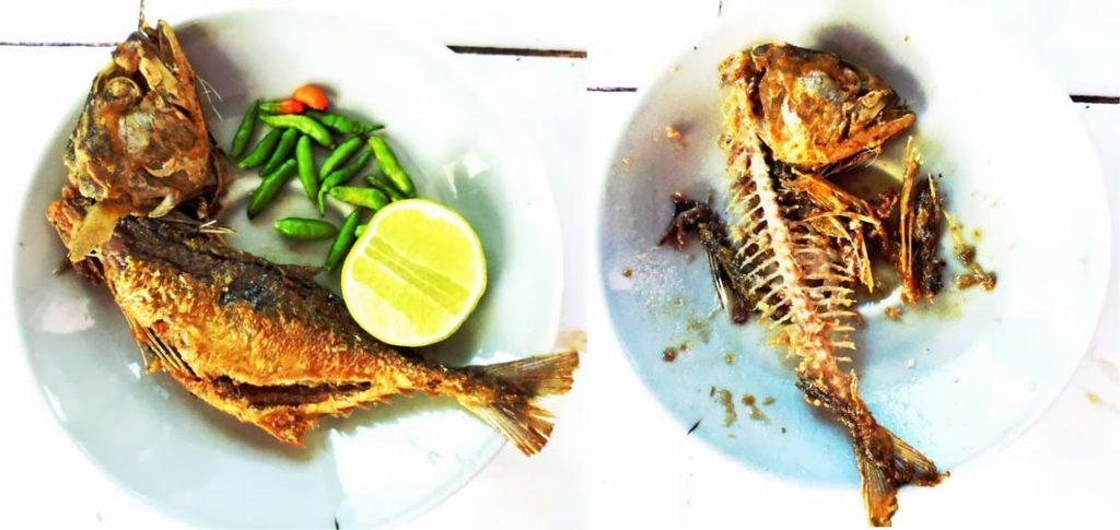 Самые вкусные блюда Таиланда с ужасным запахом