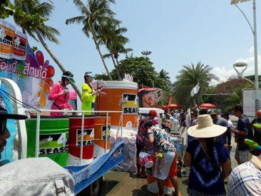 Такой разный Сонгкран - как отмечают Новый год в Таиланде (ФОТО)