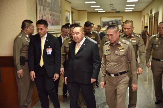 В Таиланде назначен новый начальник иммиграционной полиции